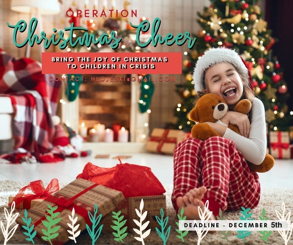 Operation Christmas Cheer 2020